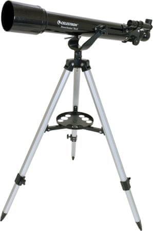 Celestron teleskop PowerSeeker 70AZ refraktor (21036)