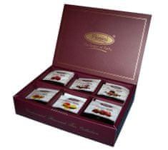 Premier´s Zestaw herbat indyjskich w pudełku, 6 x 10 szt.