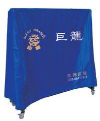 Giant Dragon Pokrowiec na stół do tenisa - niebieski