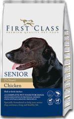 First Class Dog Senior Chicken 12kg