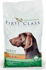 First Class Dog HA Adult Duck & Rice hrana za pse, 12 kg
