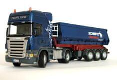 SIKU Control - RC Ťahač Scania R620 so sklápacím návesom a d.o.