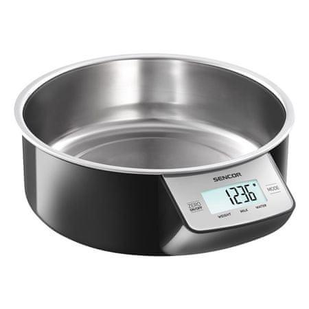 SENCOR kuhinjska tehtnica SKS 4030, črna