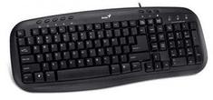 Genius KB-M200 Cz, USB, černá (31310049122)