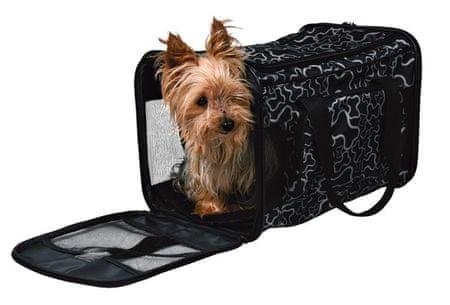 Trixie Nylonová prepravná taška kocky