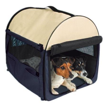 Trixie T-Camp Mobil kennel, 1, Szürke/Kék