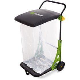 Fieldmann voziček za vrtne odpadke FZO-4001