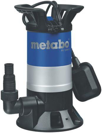 Metabo potopna črpalka za umazano vodo PS 15000 (0251500000)
