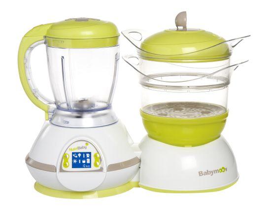Babymoov Multifunkční přístroj NUTRIBABY - Green