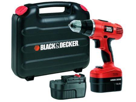 Black+Decker akumulatorski vrtalni vijačnik EPC146BK