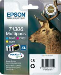 Epson komplet tinta Magenta, Cyan, žuta (BX525,625 XL)