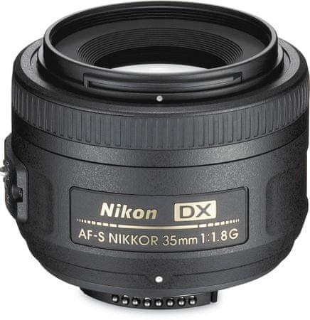 Nikon objektiv NIKKOR AF-S 35mm f/1,8G DX (JAA132DA)