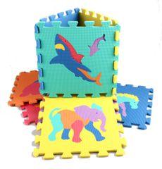 Alltoys Puzzle piankowe - Zwierzątka II