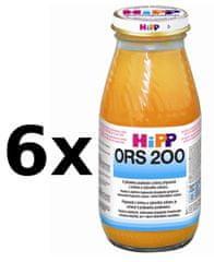 HiPP ORS - mrkvovo ryžový odvar - 6x200ml