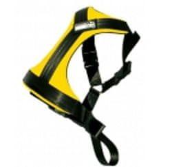GreenDog bezpečnostný autopás žltý veľ. XS