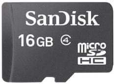 SanDisk microSDHC 16 GB Class 4 (SDSDQM-016G-B35)