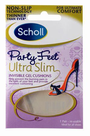 Scholl PartyFeet Ultra Slim Talpbetét, 1 pár