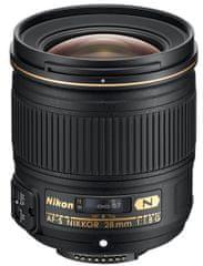 Nikon objektiv AF-S NIKKOR 28 mm f/1,8G