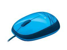 Logitech miš M105, plavi