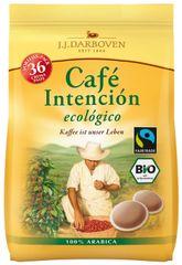 Café Intención ecológico FT&BIO Pads 36x7g