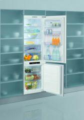 Whirlpool ART 883/A+/NF Beépíthető kombinált hűtőszekrény