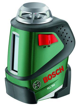 Bosch rotacijski linijski laser PLL 360 (0603663020)