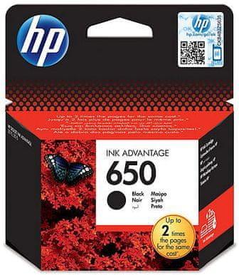 HP tinta CZ101AE #650, 360 stranica