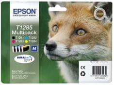 Epson komplet tinta T1285 M (Black, Magenta, Cyan, Yellow)
