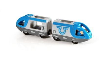Brio Pociąg elektryczny na baterie 33506
