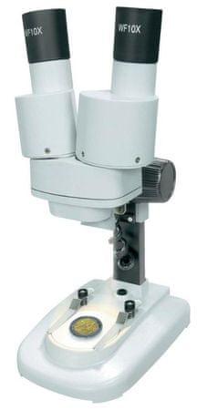 Bresser Junior 20x mikroskop s osvětlením