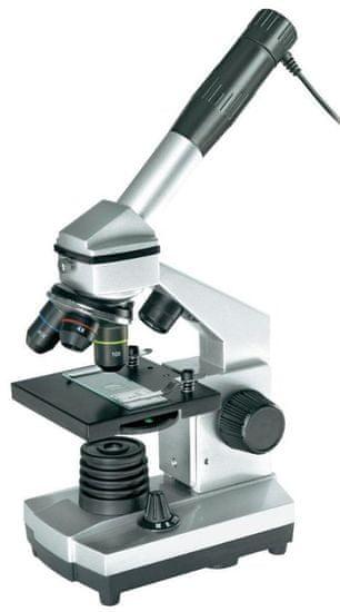 Bresser mikroskop 40X - 1024X - použité