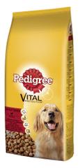 Pedigree hrana za odrasle pse z govedino in piščancem 15 kg - Poškodovana embalaža