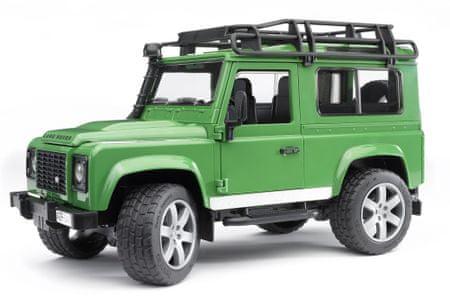 BRUDER Land Rover ze skęcającymi kołami 1:16