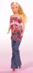 Simba lutka Steffi s djetetom