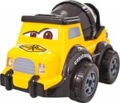 Buddy Toys Építkezési jármű - Mixer
