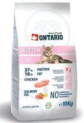 Ontario hrana za mlade mačke, 10 kg