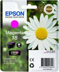 Epson T1803, purpurová