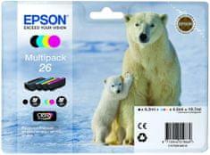 Epson T2616, C/M/Y/K pack (C13T26164010)