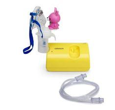 Omron C801-KD kompresorski inhalator, otroški