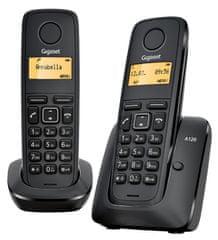 Gigaset A120 DUO Vezeték nélküli telefon