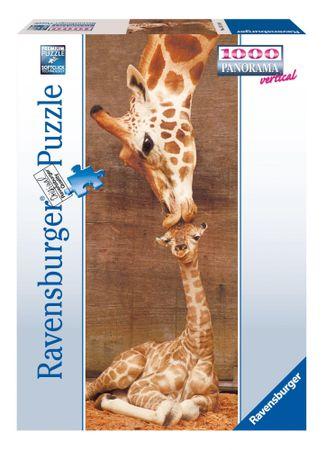 Ravensburger slagalica 151158 Prvi poljubac, 1000 dijelova