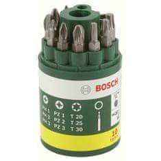 Bosch 10-delni komplet vijačnih nastavkov (2607019452)