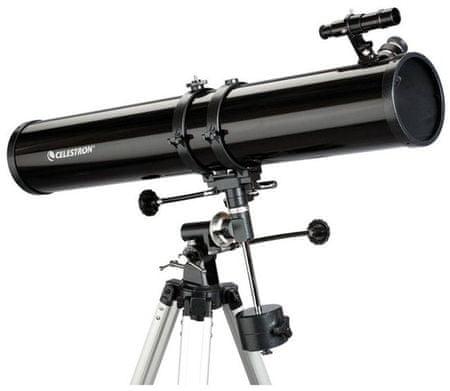 Celestron teleskop PowerSeeker 114EQ (21045)