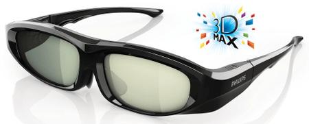 290b25332 Philips PTA518 (aktívne 3D okuliare) | MALL.SK