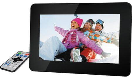 SENCOR digitalni foto zaslon SDF 1060, črn