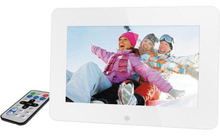 SENCOR SDF 1060 Digitális képekeret, Fehér