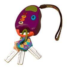 B.toys Kľúčiky  k autu FunKeys