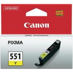Canon CLI-551Y, žuta