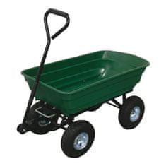 M.A.T Group Vozík zahradní sklápěcí 70 l