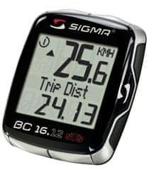 Sigma brzinomjer za bicikl BC 16.12 STS